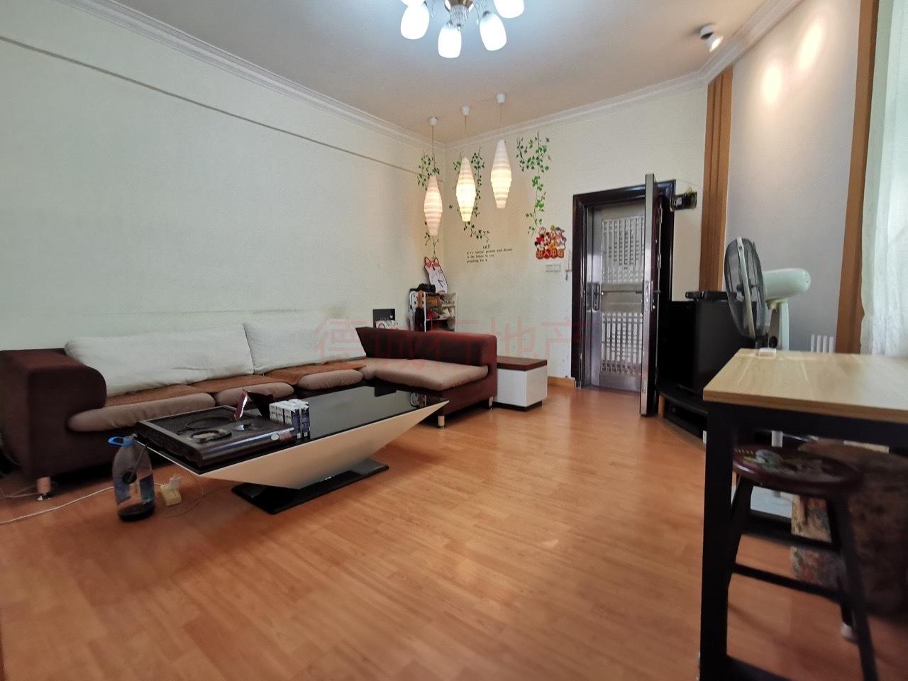 昌岗中路小区2室1厅1卫西北朝向仅278万元