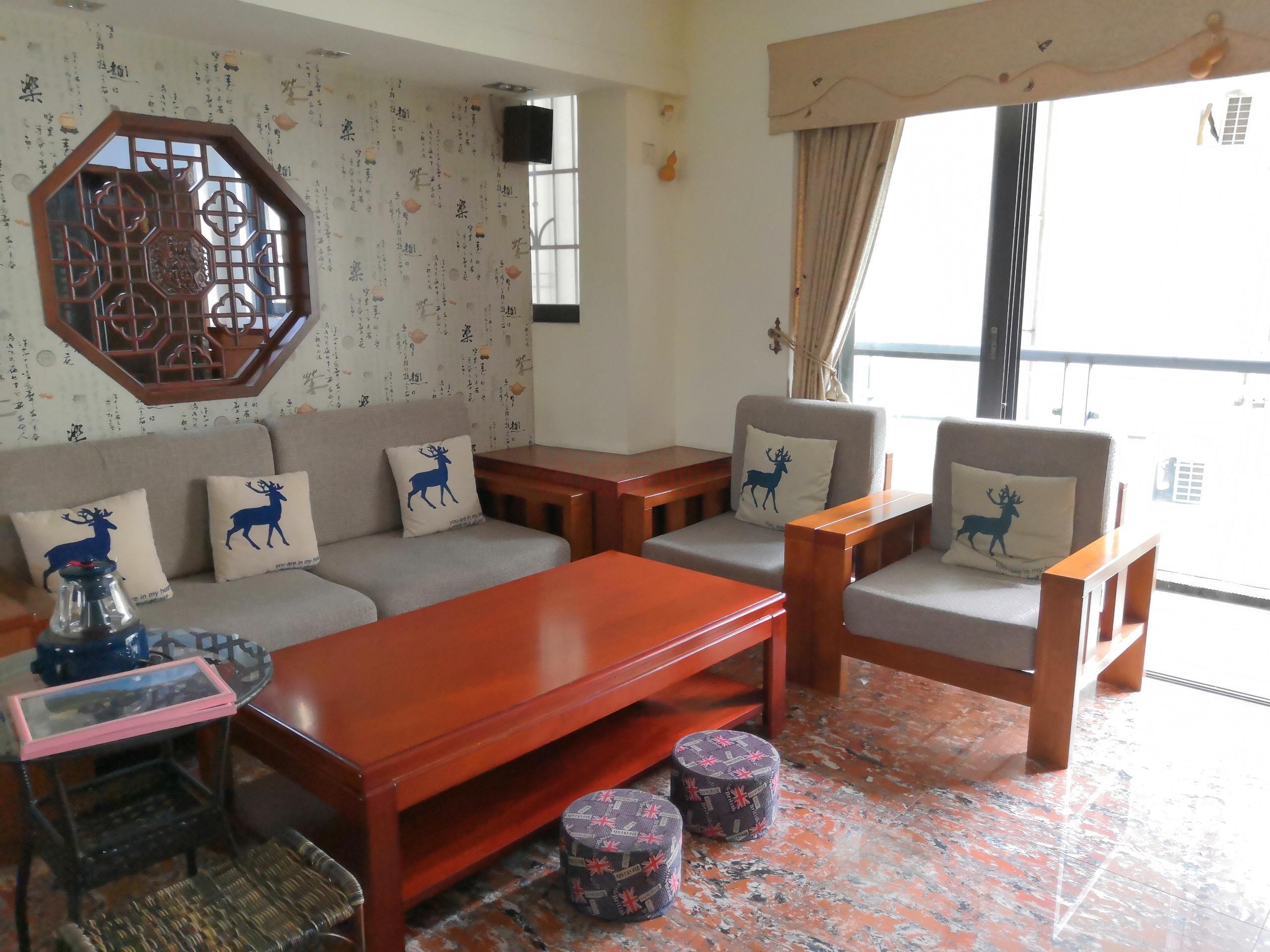 云山诗意人家3室2厅1卫西南朝向精装修
